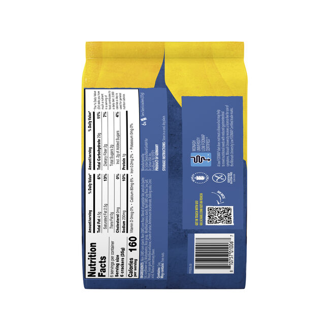 TABLE CRACKERS 7.4 OZ image number null