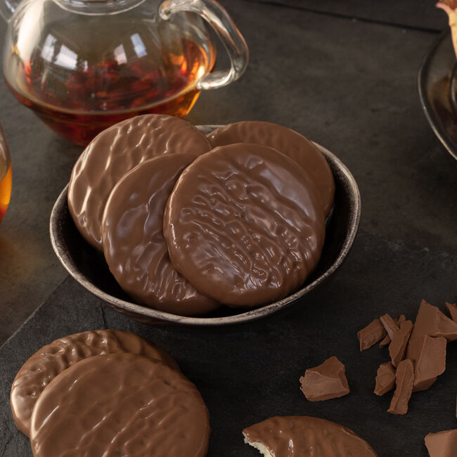 CHOCOLATE THINS 7.1 OZ image number null